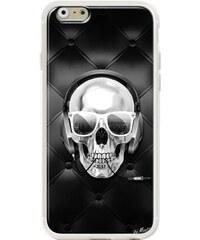 The Kase iPhone 6/6s - Coque en cuir - transparent