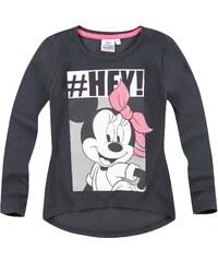 Disney Minnie Langarmshirt grau in Größe 104 für Mädchen aus 100% Baumwolle