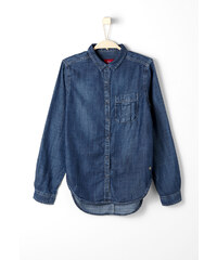 s.Oliver Leichte Jeansbluse