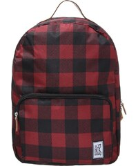 The Pack Society Tagesrucksack black/red