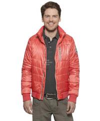 Polstrovaná červená bunda|S Camp David 501927