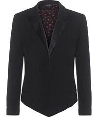 KATE MOSS BY EQUIPMENT Wynne Tuxedo Blazer Black