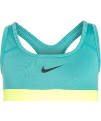 Nike Performance PRO CLASSIC SportBH washed teal/volt/black