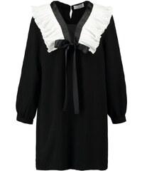 Navy London MISHA Freizeitkleid black