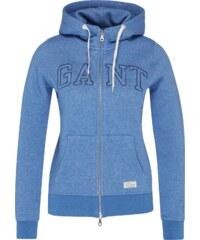GANT Zip Hoodie mit Label Stitching