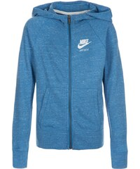Nike Performance GYM VINTAGE Trainingsjacke light photo blue/sail