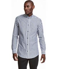 H&M Košile z bavlny premium