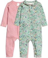 H&M Balení: 2 žebrovaná pyžama