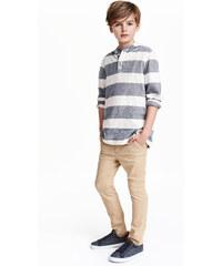 H&M Kalhoty chino Skinny fit