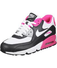 Nike Air Max 90 Mesh Gs Schuhe antrahcite/pink