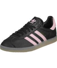 adidas Gazelle W chaussures core black/vapour pink