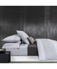 Calvin Klein Home Pale Mesh - Housse de couette - gris clair