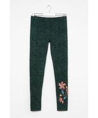 Desigual Leilany - Legging - vert