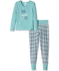 Skiny Mädchen Zweiteiliger Schlafanzug 036237