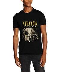 Nirvana Herren T-Shirt Photo