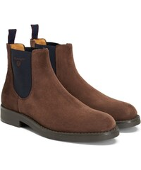 GANT Bottines Oscar - Dark Brown