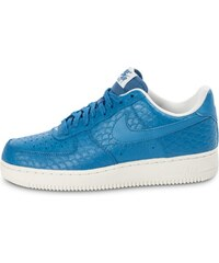 Nike Baskets Air Force 1 07 Lv8 Bleue Homme