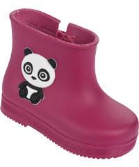 Zaxy růžové dětské holínky Boot II Baby Dark Pink