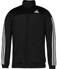 Sportovní bunda adidas Club pán. černá/bílá