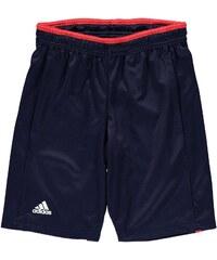 Sportovní kraťasy adidas Club dět. modrá/červená