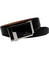 Pierre Cardin Pánský kožený opasek Pierre Cardin 70013 černý