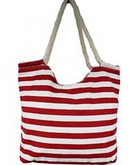Famito Plážová taška Bahia 1046 červená