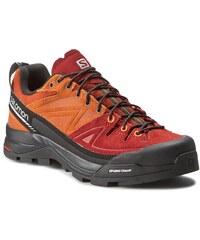 Trekkingová obuv SALOMON - X Alp Ltr 379261 26 V0 Oxide-X/Flea/Clementine-X