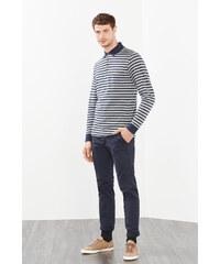 Esprit Rovné polo tričko z piké, 100% bavlna