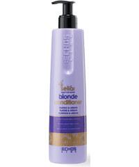 Echosline SELIAR Blonde Brilliance Conditioner - kondicionér s platinovými pigmenty pro blond odstíny 350ml