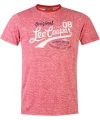Tričko Lee Cooper Textured pán.