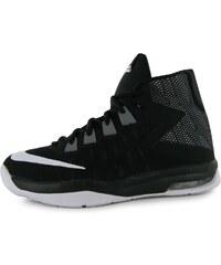 Basketbalové boty Nike Air Devosion Shoes dět. černá/bílá
