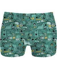 Mr. GUGU & Miss GO Underwear Communication Dinosaurs