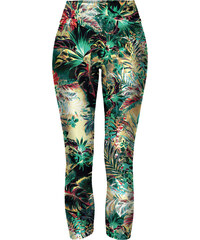 Mr. GUGU & Miss GO Yoga Pants Tropical Jungle