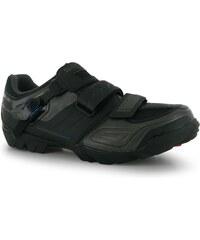 Boty na kolo Shimano SHM089L Cycling Shoe pán. černá/červená