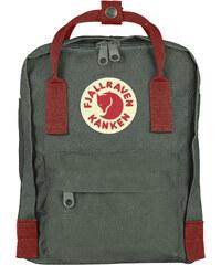 Fjällräven Kanken Mini Kinderdaypack forest green-ox red