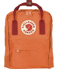 Fjällräven Kanken Mini Kinderdaypack orange/deep red