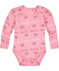 Superbaby Body rosa in Größe 3M für Mädchen aus 100% Baumwolle