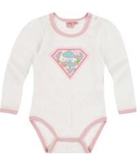 Superbaby Body weiß in Größe 3M für Mädchen aus 100% Baumwolle