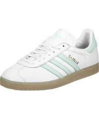 adidas Gazelle W Schuhe vintage white/vapour green