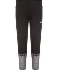 adidas Performance Tights medium grey heather/black