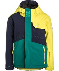 Dare 2B ROUSE UP Skijacke peacoat/neon spring/alpine forest