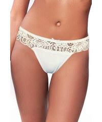Mira Anfen luxusní kalhotky P3-107 XXL bílá