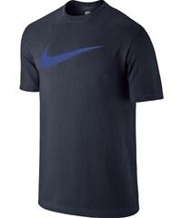 Nike TEE-CHEST SWOOSH modrá S