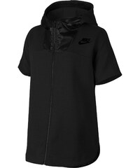 Nike SPORTSWEAR ADVANCE 15 FLEECE HOODIE černá S