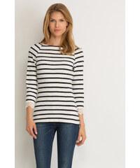 Orsay Langarmshirt mit Streifen-Muster