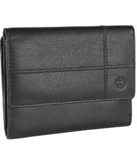 Bugatti Dámská kožená peněženka BRADFORD 49310901 černá