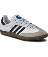 Schuhe adidas - Samba G17102 Wht/Black1/Gum5