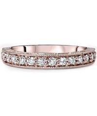 Eppi Prsten ze zlata zdobený diamanty Mahima