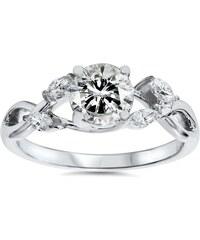 Eppi Vintage zásnubní prsten s diamanty Beltana