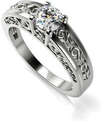 Eppi Zásnubní vintage prsten s diamantem Lerien